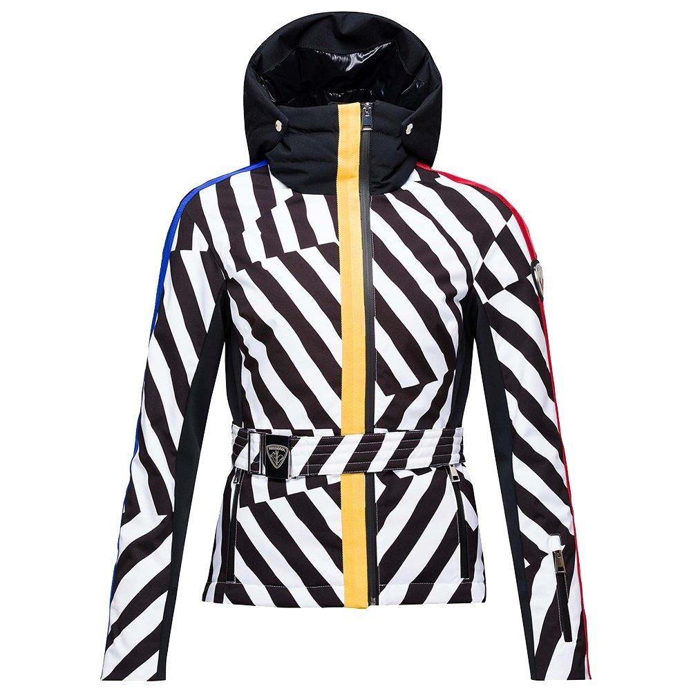 Rossignol JCC Skifi Print Insulated Ski Jacket (Women's) - Optical Oblis