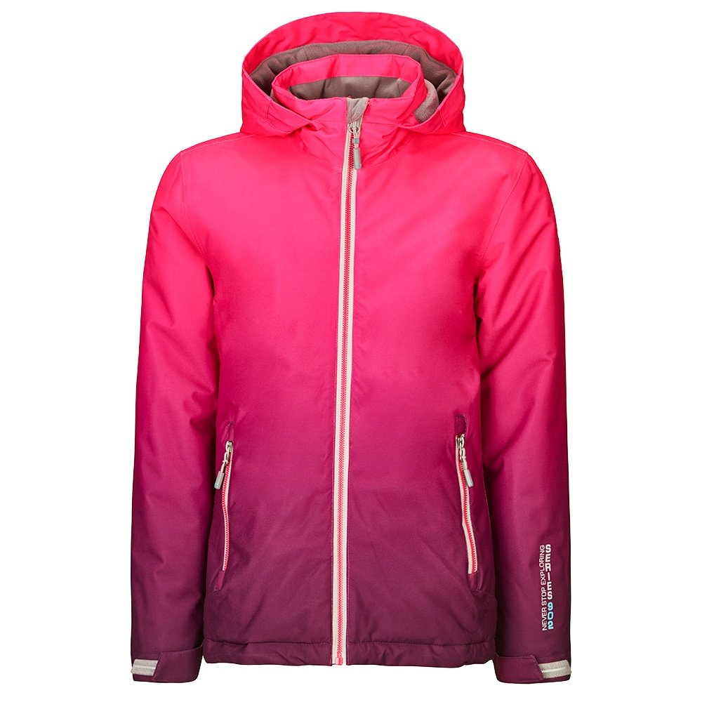 Killtec Grenda Insulated Ski Jacket (Girls') - Pink