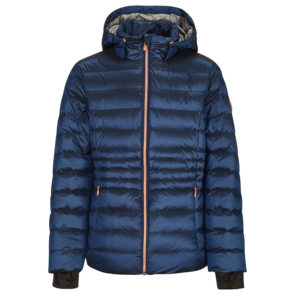 Killtec Edolie Insulated Ski Jacket (Girls') - Blue
