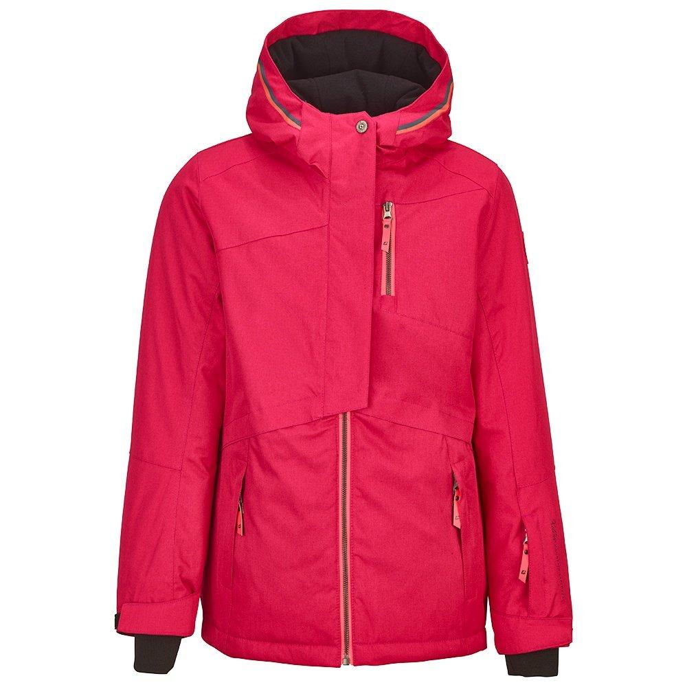 Killtec Kacey Insulated Ski Jacket (Girls') - Raspberry