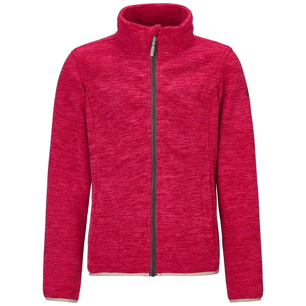Killtec Abira Fleece Jacket (Girls') - Raspberry