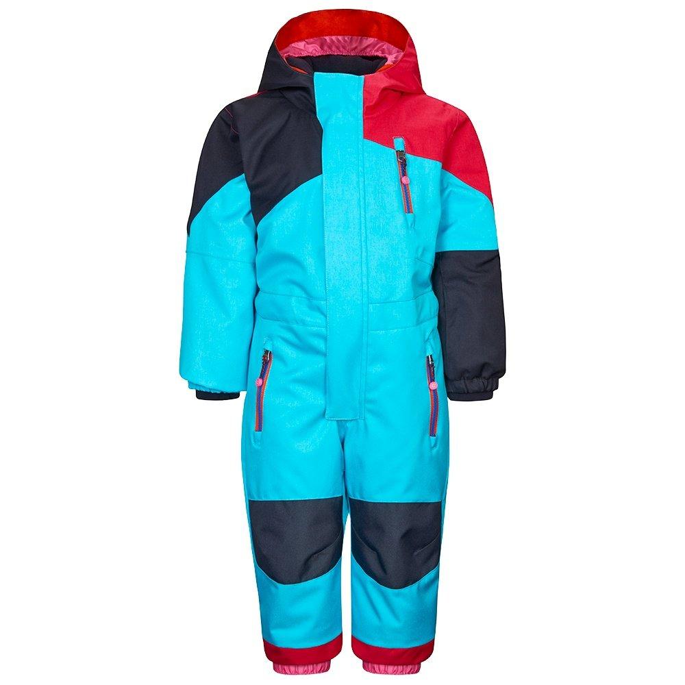 Killtec Kelsey Mini Insulated Ski Suit (Little Kids') - Turquoise