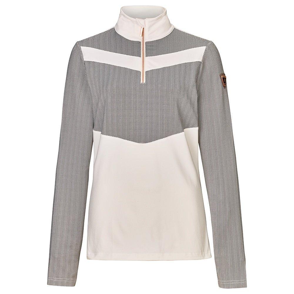 Killtec Silva 1/4-Zip Sweater (Women's) - White