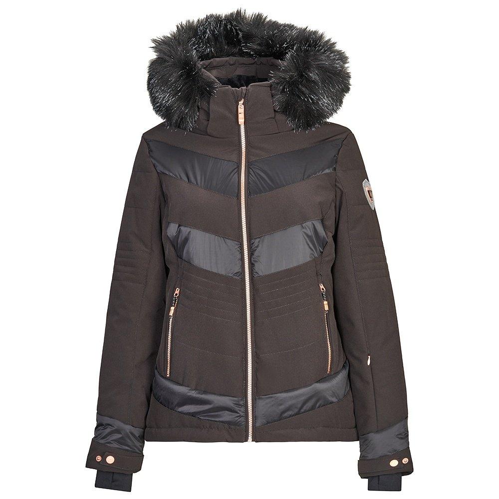 Killtec Calibria Insulated Ski Jacket (Women's) - Black