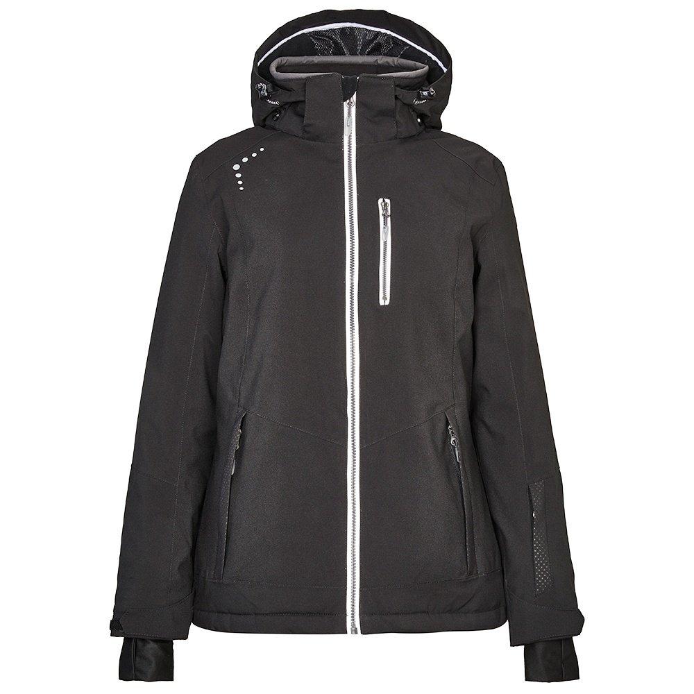 Killtec Cayri Insulated Ski Jacket (Women's) - Black