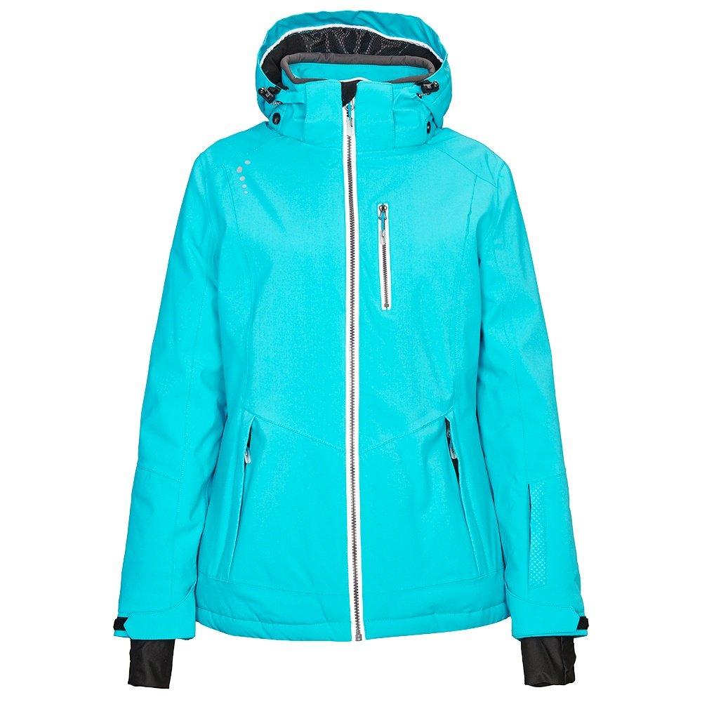 Killtec Cayri Insulated Ski Jacket (Women's) - Aqua