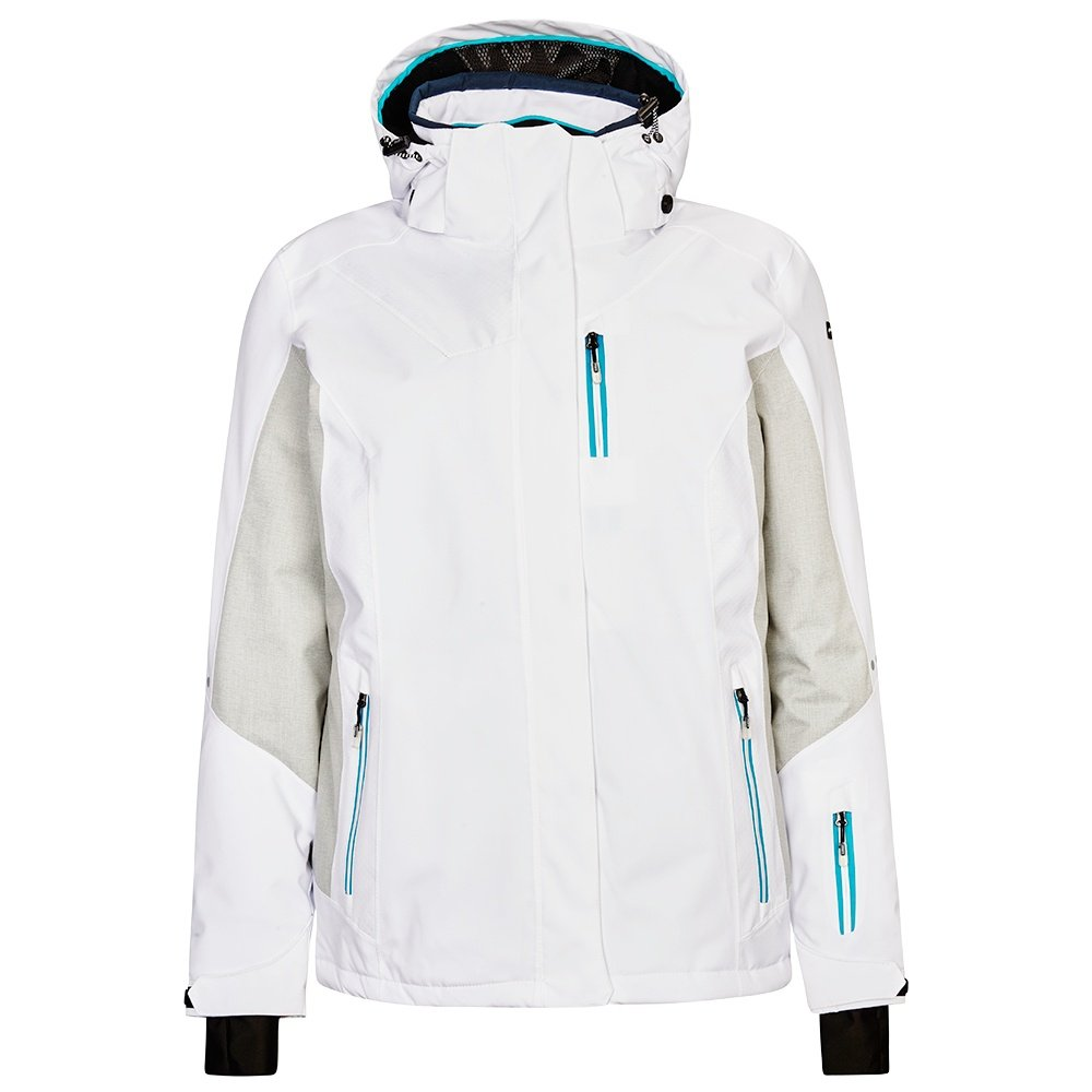Killtec Birasa Insulated Ski Jacket (Women's) - White