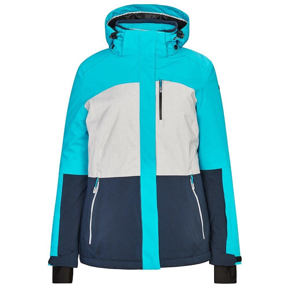 Killtec Sewia Insulated Ski Jacket (Women's) - Aqua
