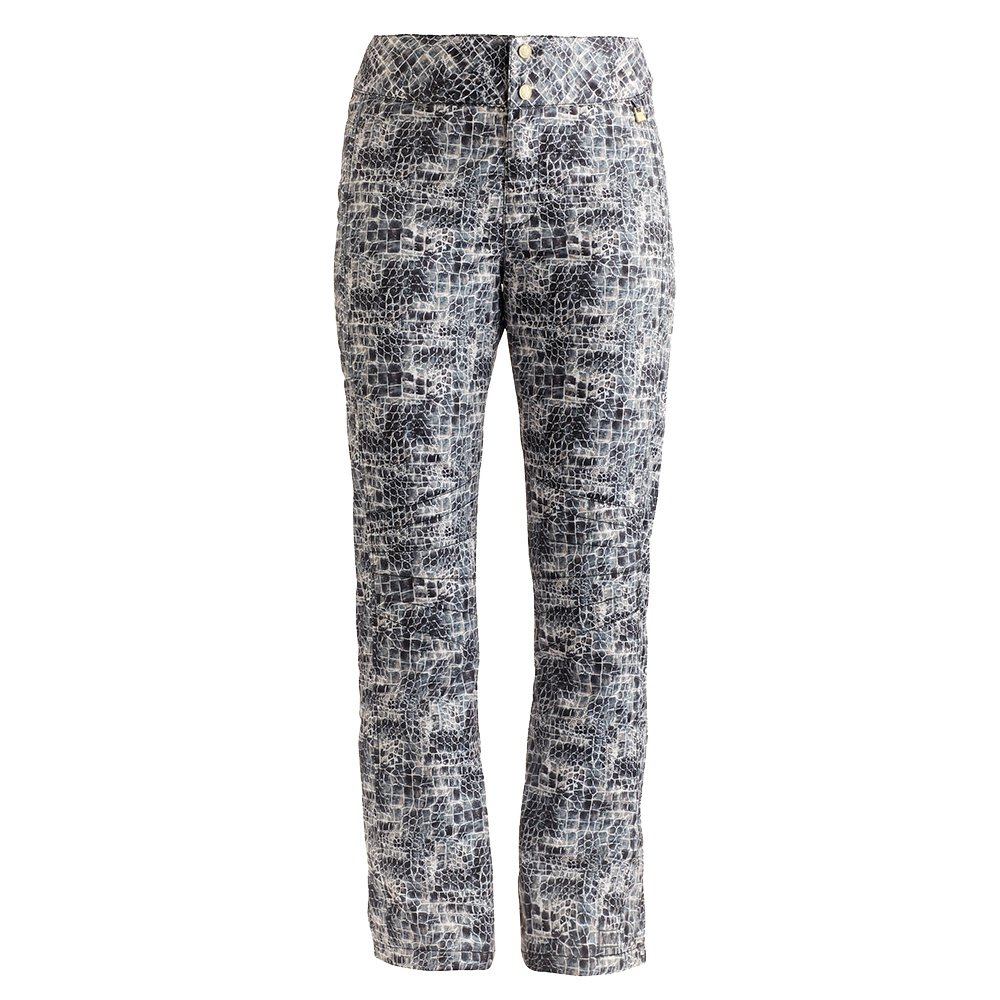 Nils Landry Print Insulated Ski Pant (Women's) - Animal Print