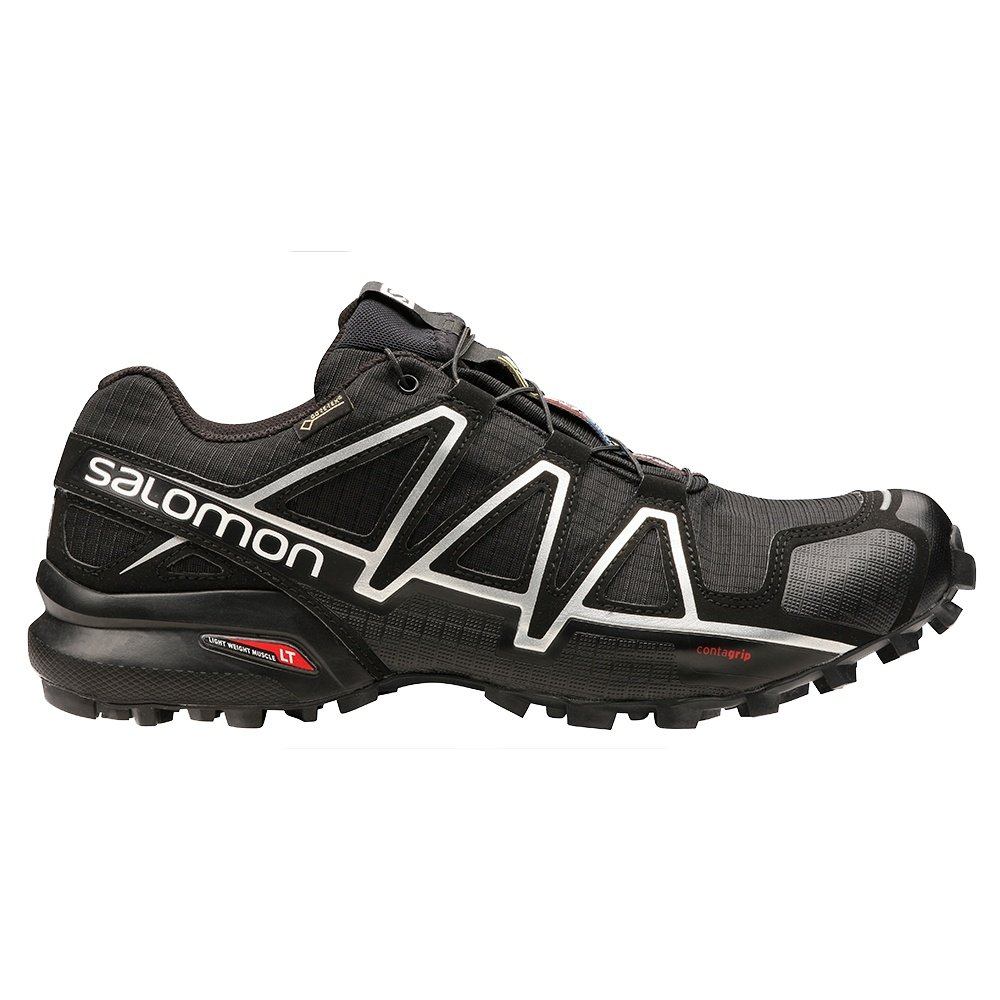 Salomon Speedcross 4 GORE-TEX Trail Running Shoe (Men's) - Black