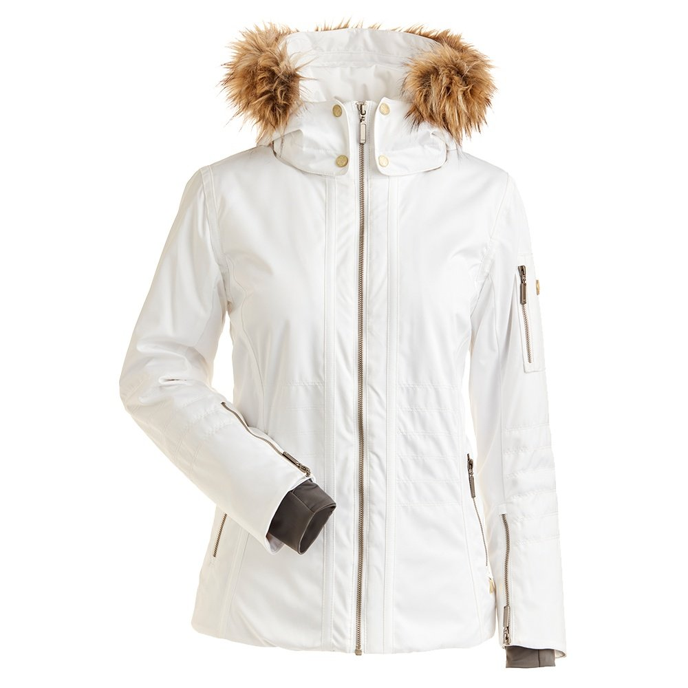 Nils Isa Insulated Ski Jacket with Faux Fur (Women's) -