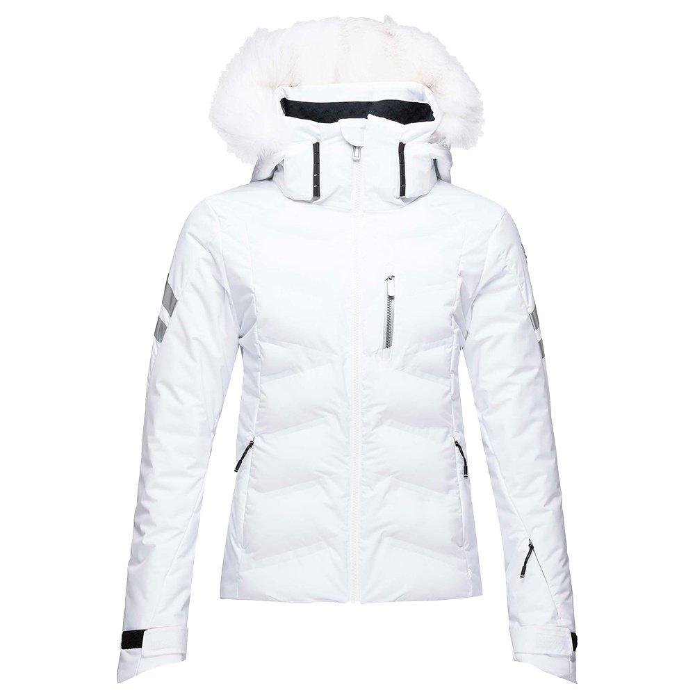Rossignol Depart Insulated Ski Jacket (Women's) - White