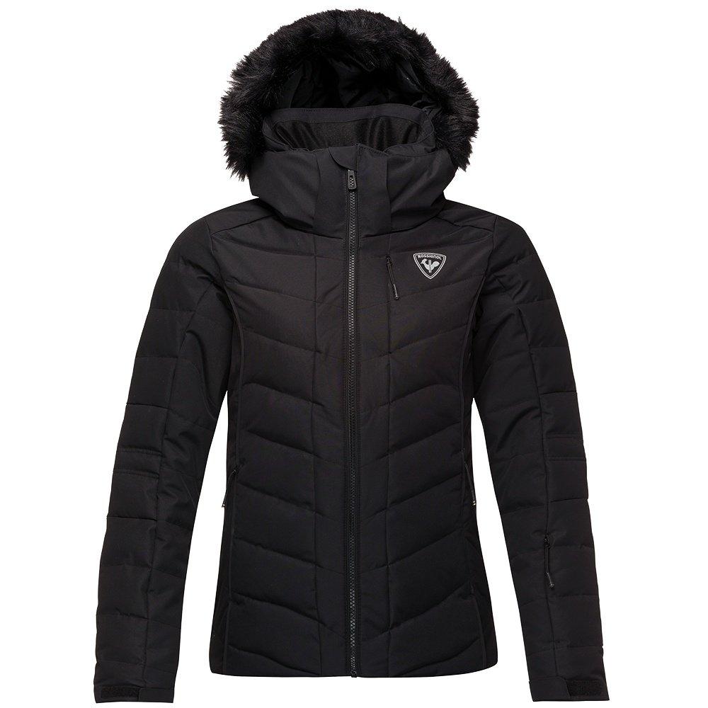 Rossignol Rapide Insulated Ski Jacket (Women's) - Black