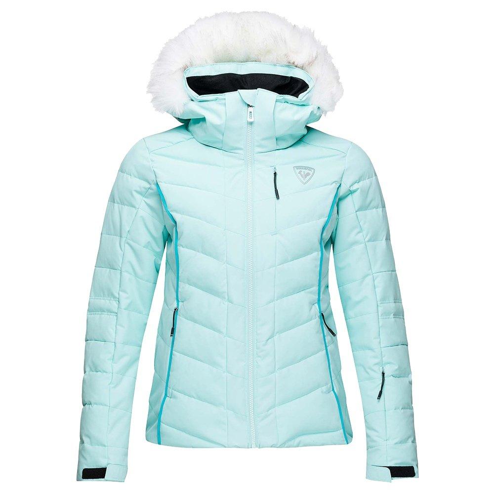 Rossignol Rapide Insulated Ski Jacket (Women's) - Blue Stencil