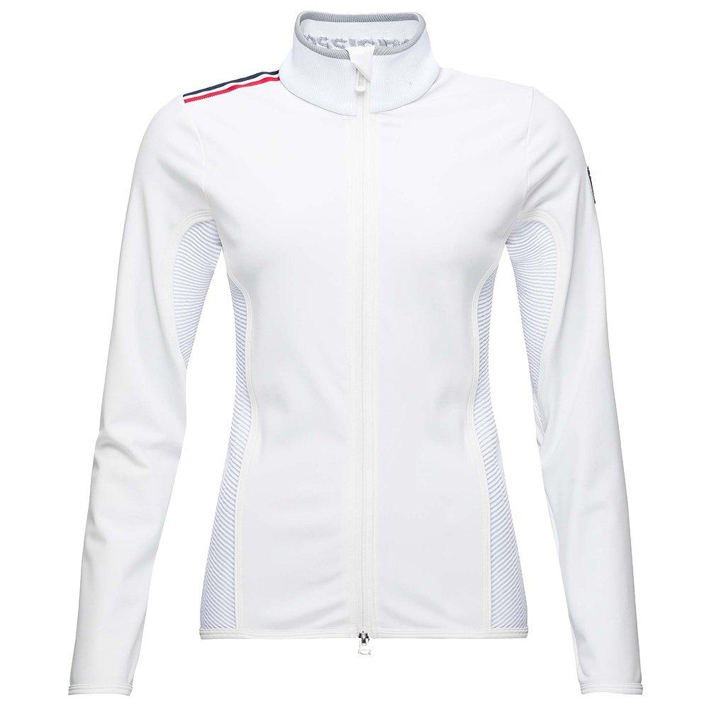 Rossignol Cinetic Full Zip Sweater (Women's) - White