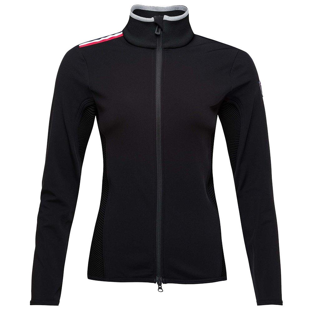 Rossignol Cinetic Full Zip Sweater (Women's) - Black