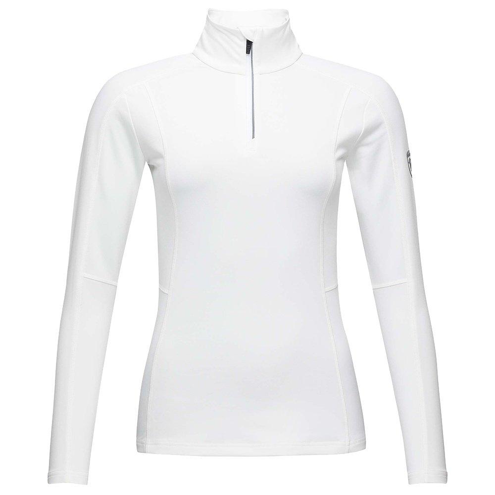 Rossignol Classique 1/2-Zip Mid-Layer (Women's) - White