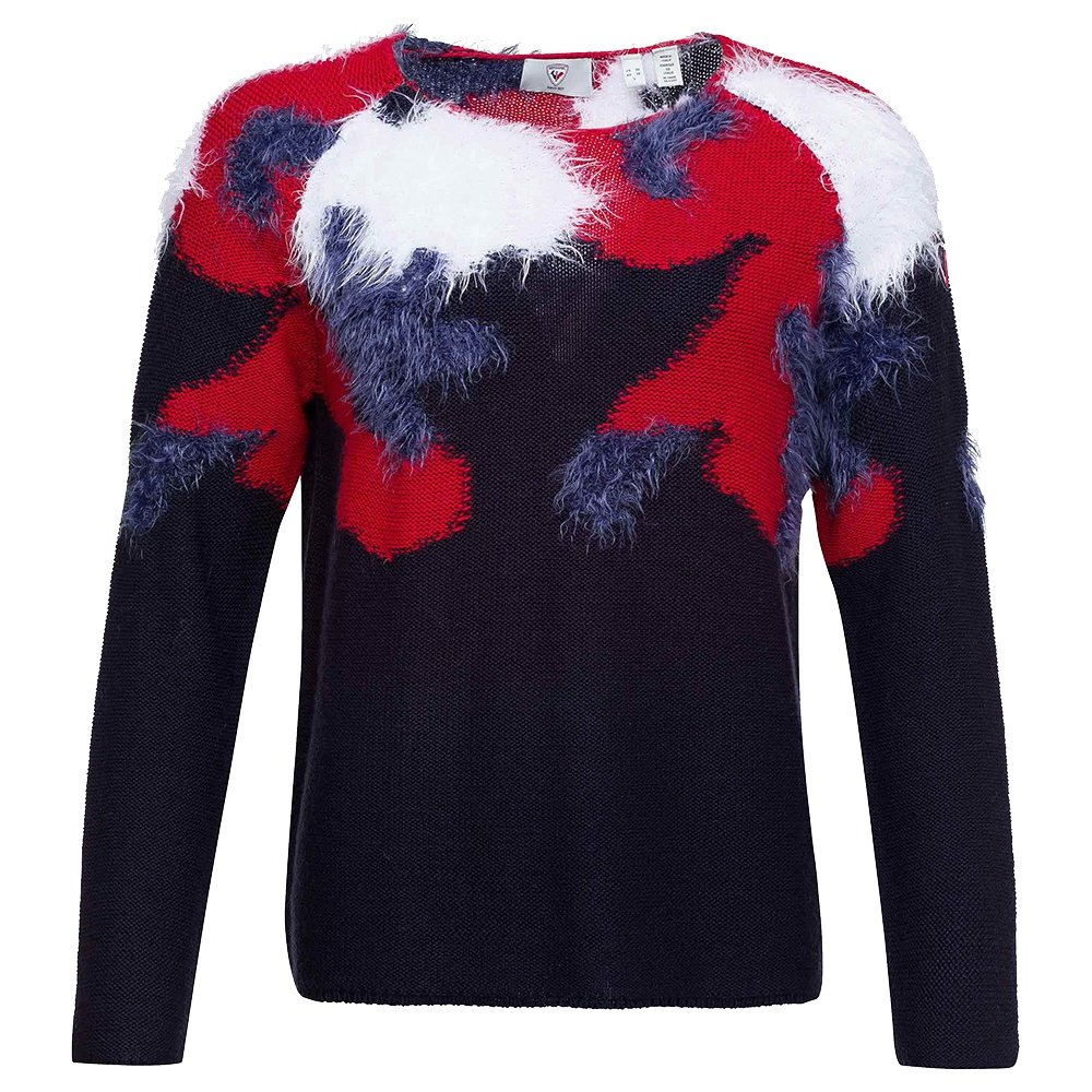 Rossignol Camo RN Sweater (Women's) - Dark Navy