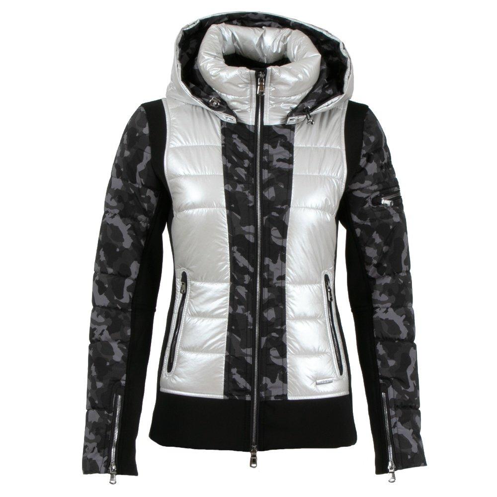 MDC Brienne Insulated Ski Jacket (Women's) - Black Camo