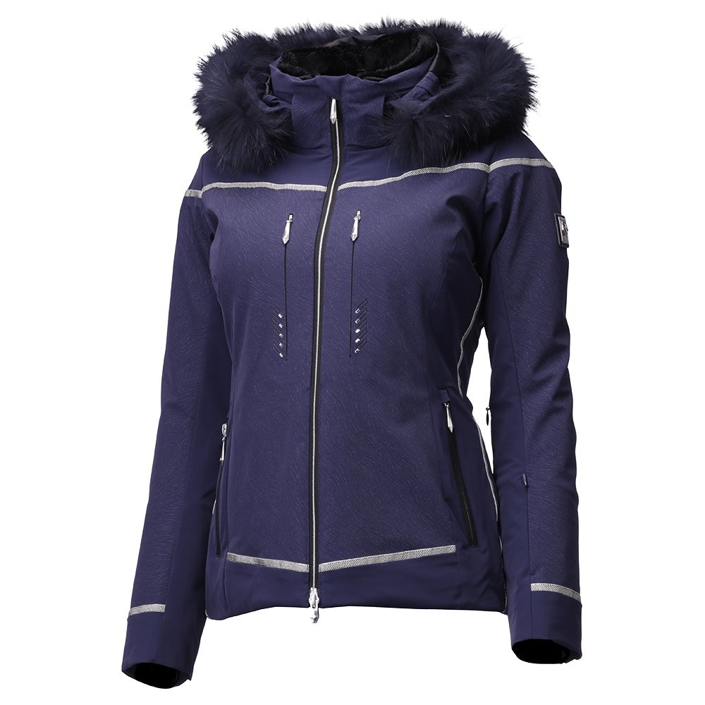 Descente Nova Insulated Ski Jacket with Real Fur (Women's) -