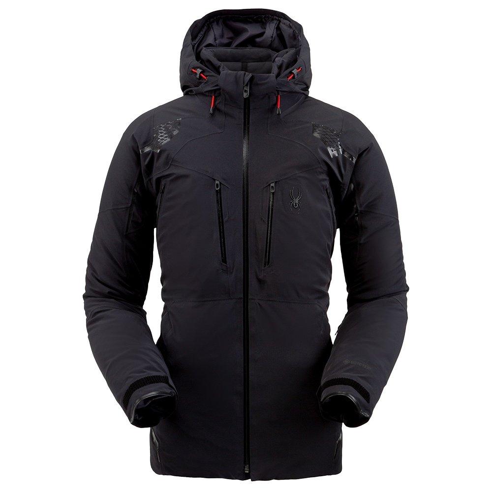 Spyder Pinnacle GORE-TEX Insulated Ski Jacket (Men's) - Black