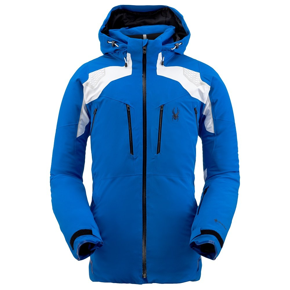 Spyder Pinnacle GORE-TEX Insulated Ski Jacket (Men's) - Old Glory