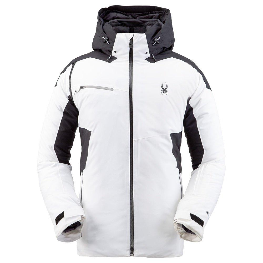 Spyder Vanqysh GORE-TEX Insulated Ski Jacket (Men's) - White