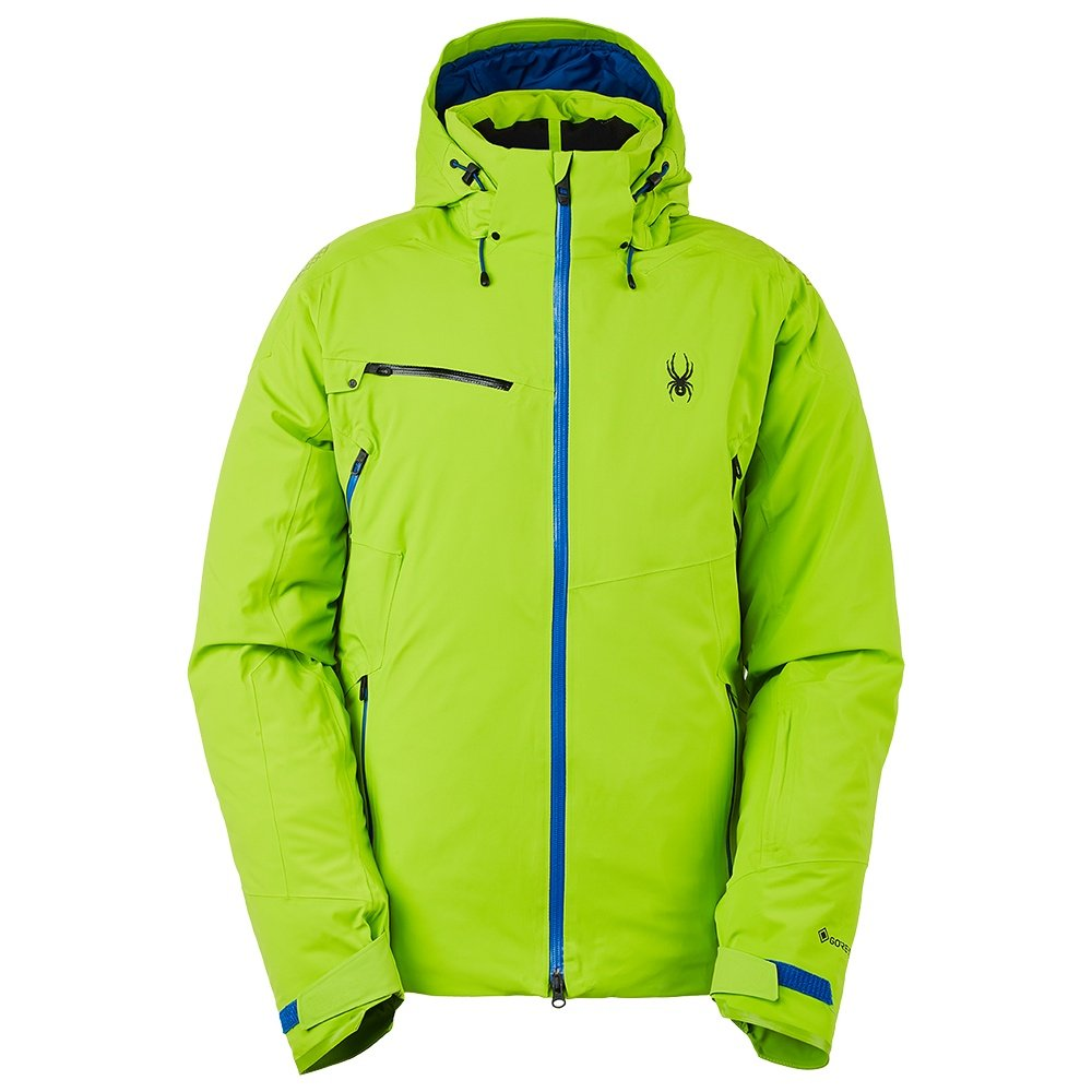 Spyder Vanqysh GORE-TEX Insulated Ski Jacket (Men's) - Mojito