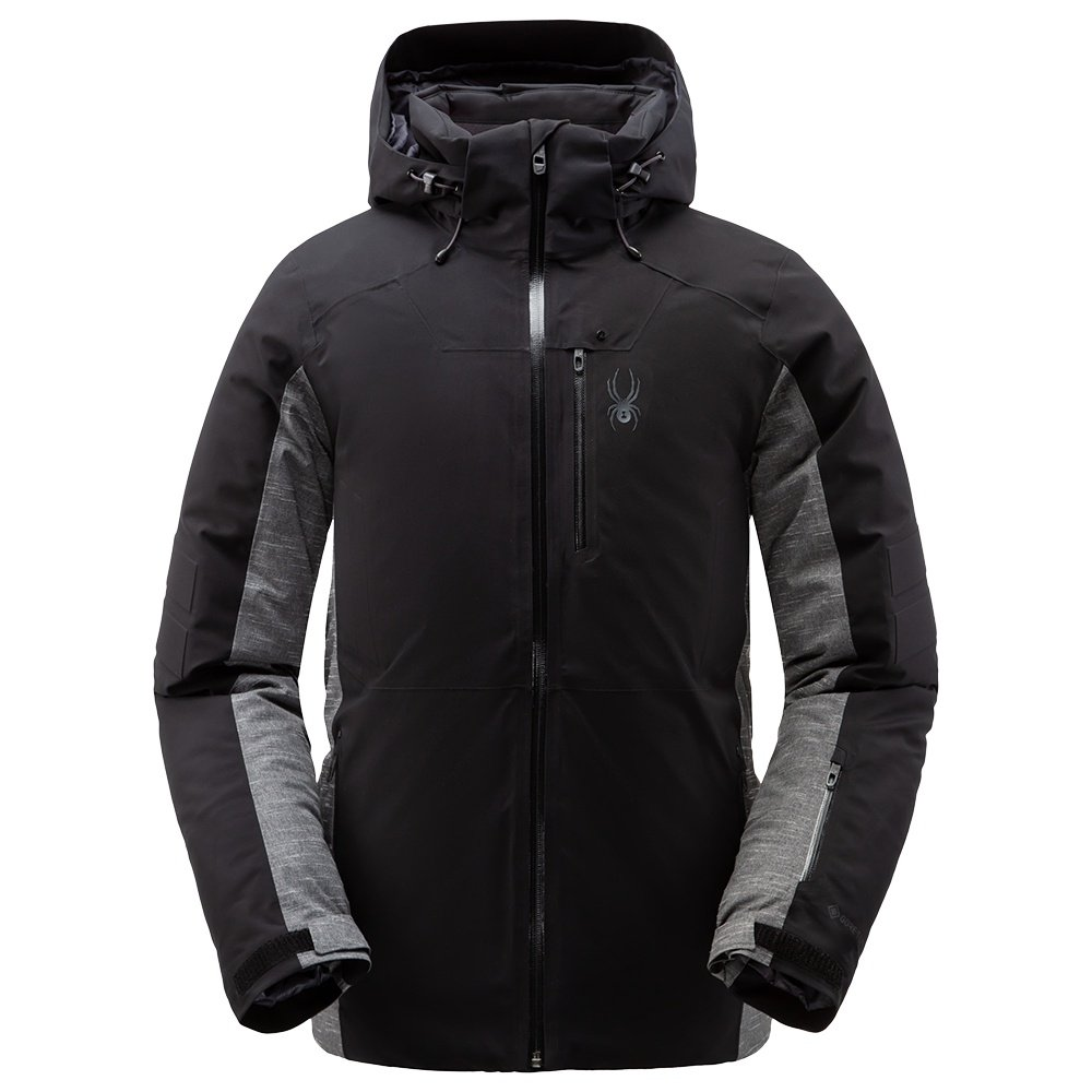 Spyder Orbiter GORE-TEX Insulated Ski Jacket (Men's) - Black