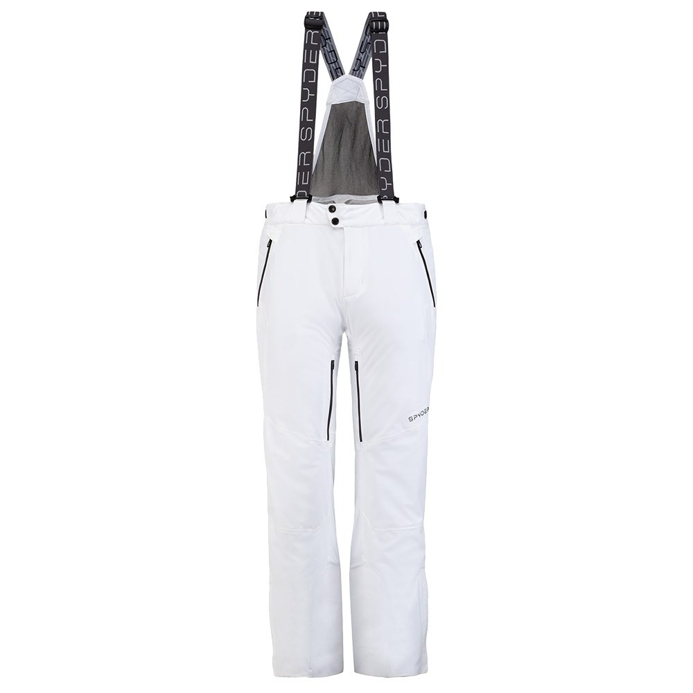 Spyder Bormio GORE-TEX Insulated Ski Pant (Men's) - White