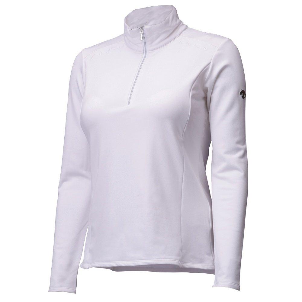 Descente Savannah 1/4-Zip Mid-Layer (Women's) - Super White
