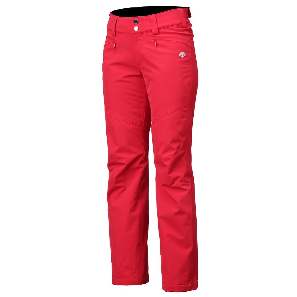 Descente Gwen Insulated Ski Pant (Women's) - Electric Red
