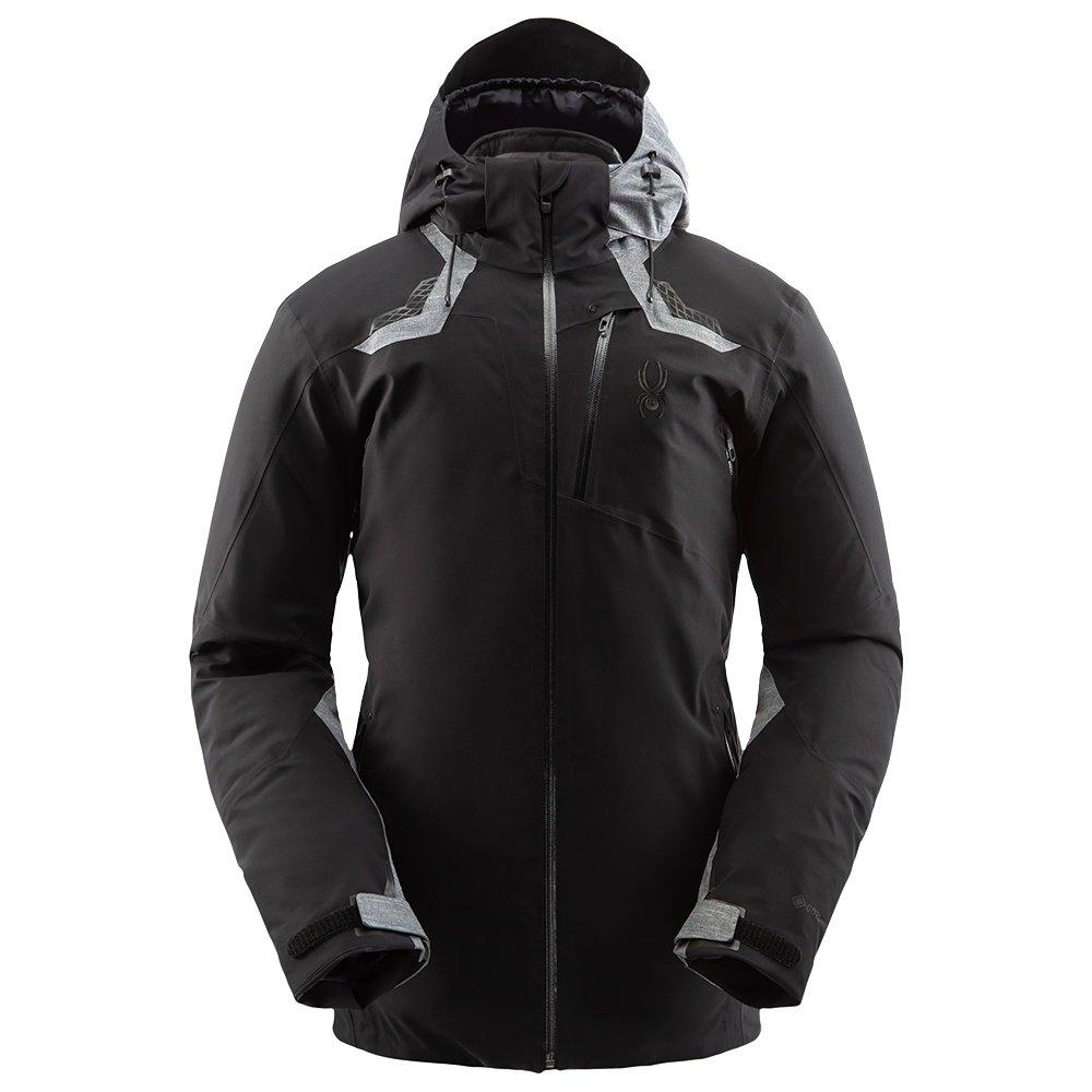 Spyder Leader GORE-TEX Insulated Ski Jacket (Men's) - Black