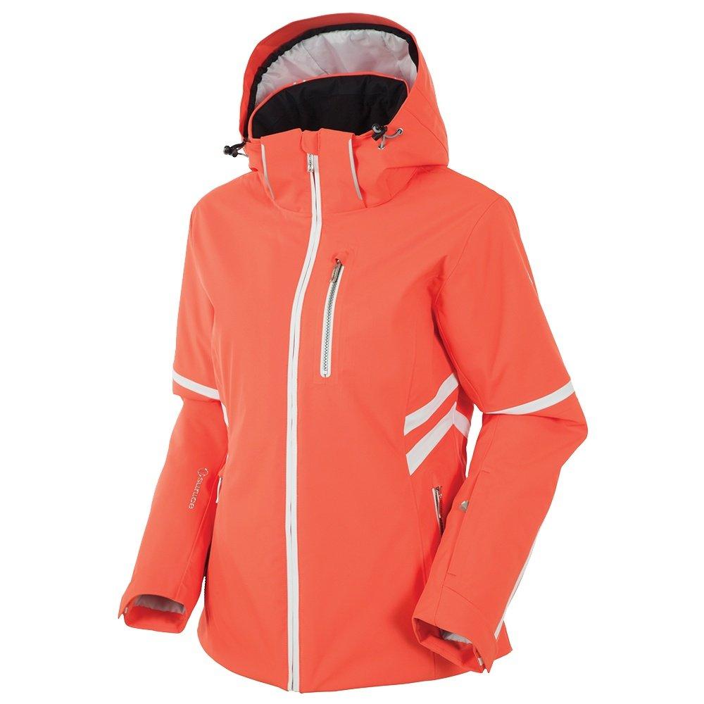 Sunice April Insulated Ski Jacket (Women's) - Tango Orange