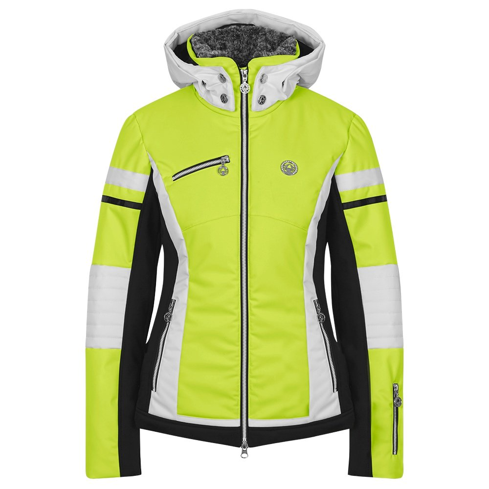 Sportalm Pinia Insulated Ski Jacket (Women's) - Bang Yellow