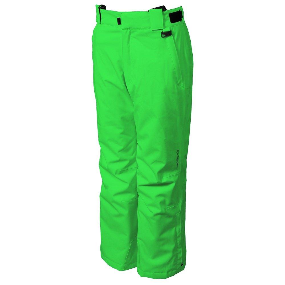 Karbon Caliper Insulated Ski Pant (Boys') - Flash Green