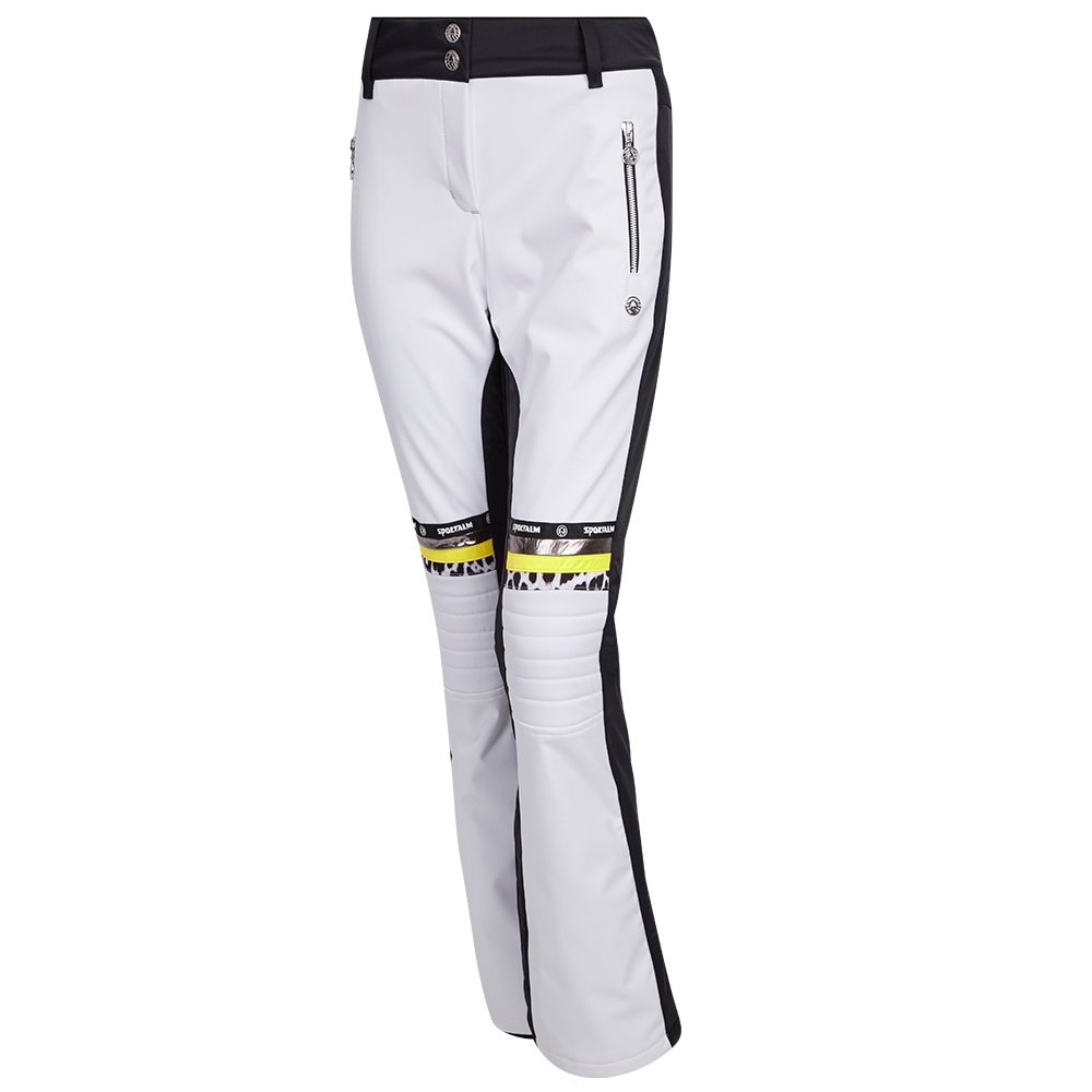 Sportalm Apay Shell Ski Pant (Women's) - Bang Yellow