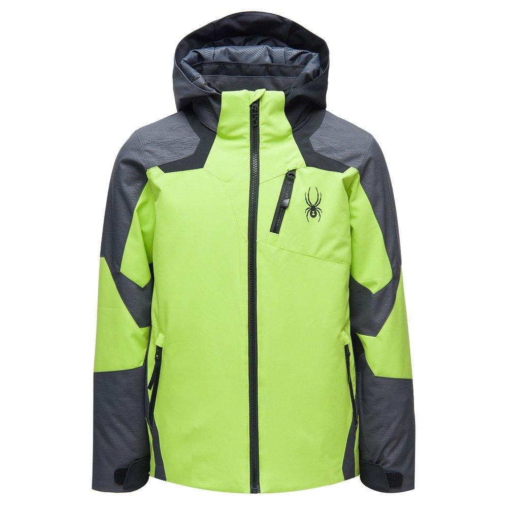 Spyder Leader Insulated Ski Jacket (Boys') - Mojito