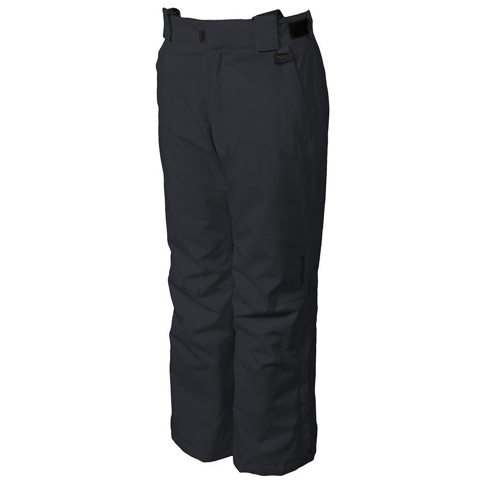 Karbon Stinger Insulated Husky Ski Pant (Boys') - Black