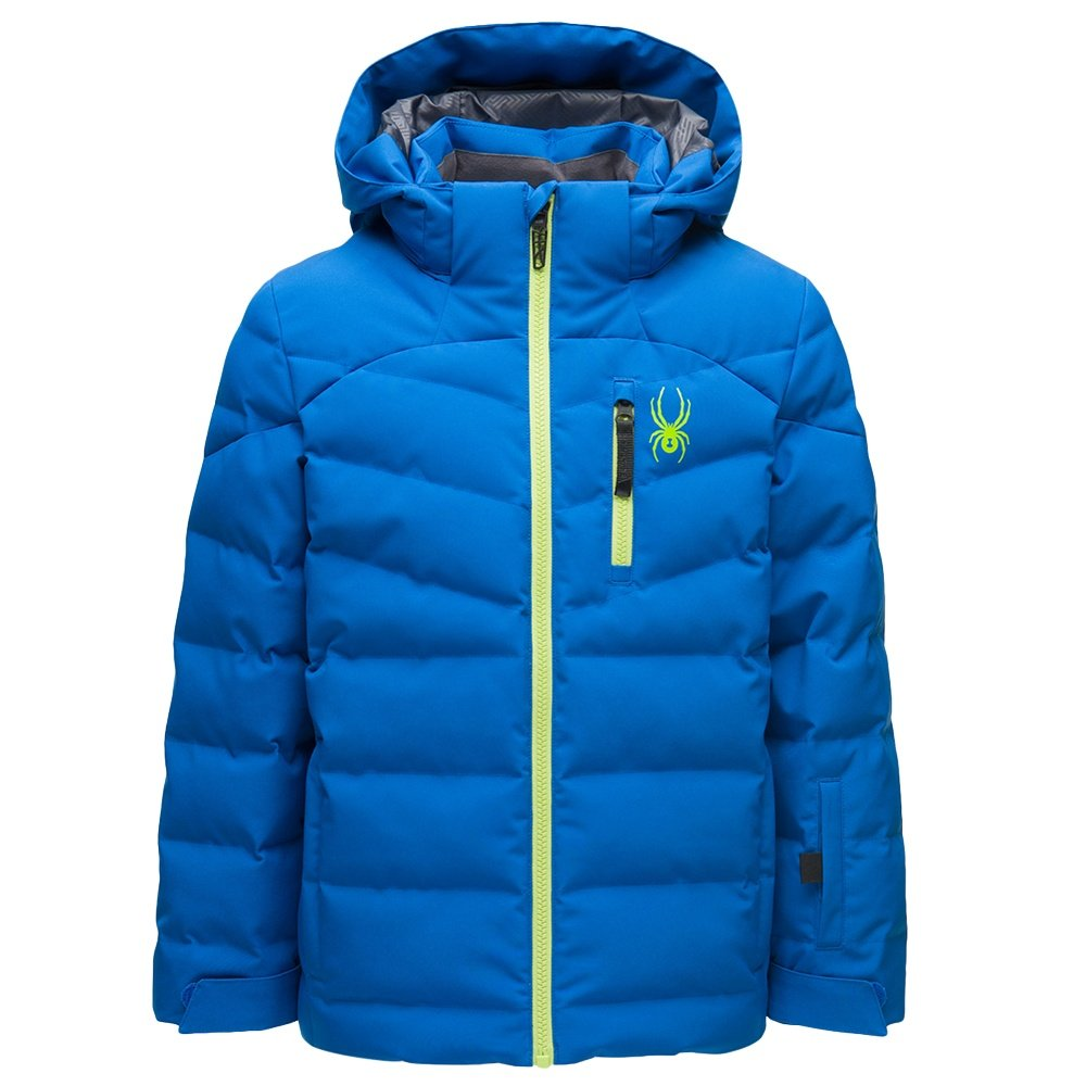 Spyder Impulse Synthetic Down Ski Jacket (Boys') - Old Glory