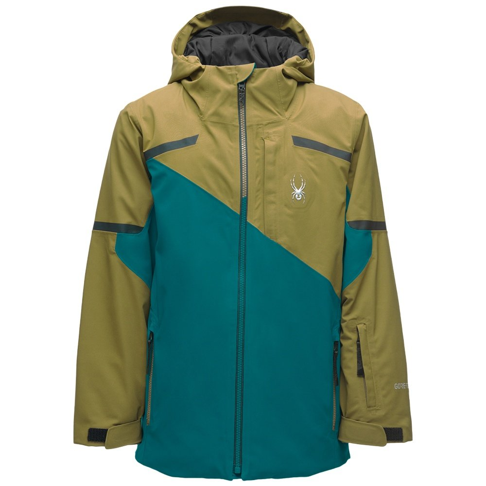 Spyder Couloir GORE-TEX Insulated Ski Jacket (Boys') - Swell