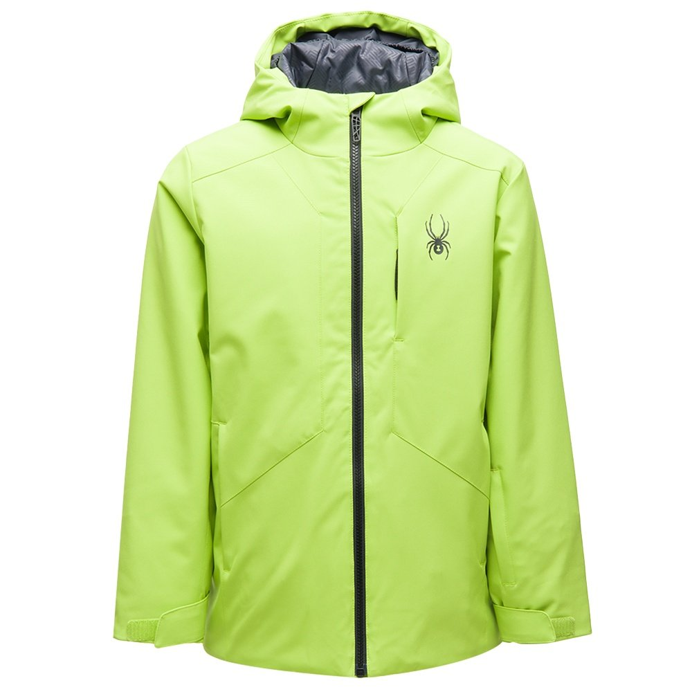 Spyder Prime Insulated Ski Jacket (Boys') - Mojito