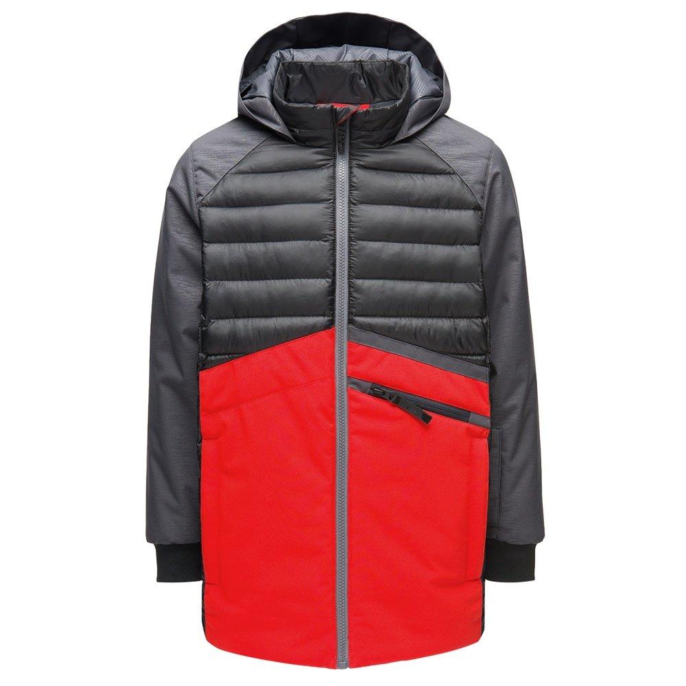 Spyder Dylan Insulated Ski Jacket (Boys') - Volcano