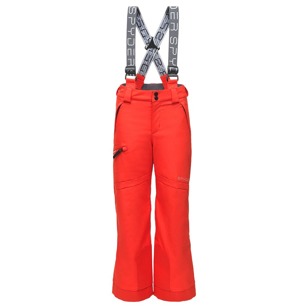 Spyder Propulsion Insulated Ski Pant (Boys') - Volcano