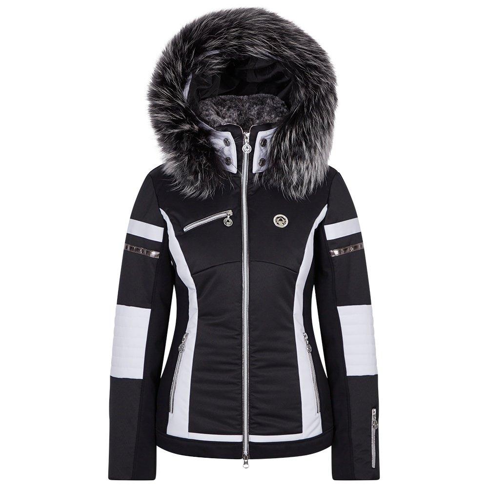 Sportalm Pinia Insulated Ski Jacket with Real Fur (Women's) -