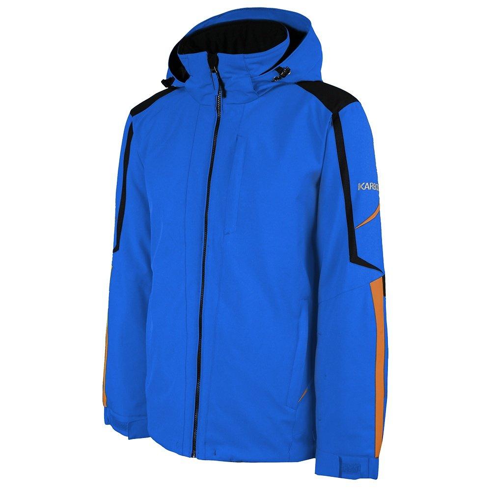 Karbon Saturn Insulated Ski Jacket (Men's) - Patriot/Black/Carrot