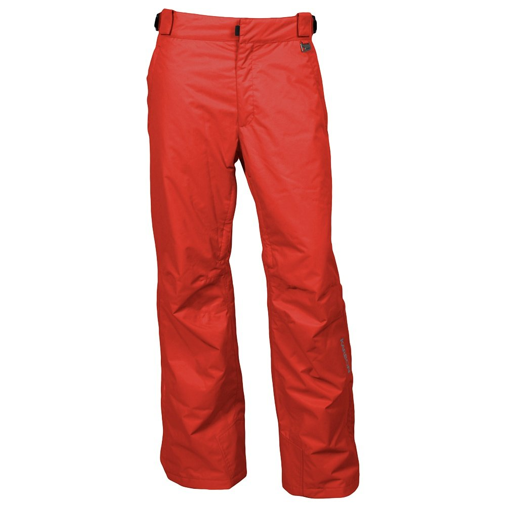 Karbon Earth Insulated Ski Pant (Men's) - Red