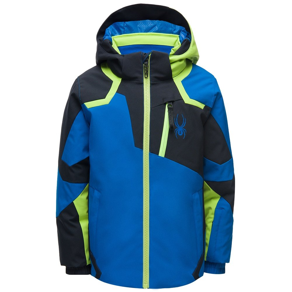 Spyder Leader Insulated Ski Jacket (Little Boys') - Old Glory