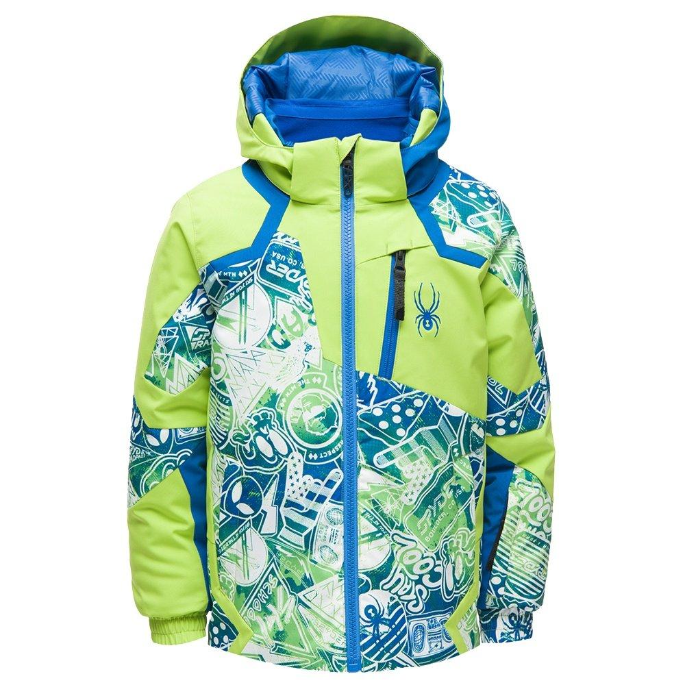 Spyder Leader Insulated Ski Jacket (Little Boys') - Daffy
