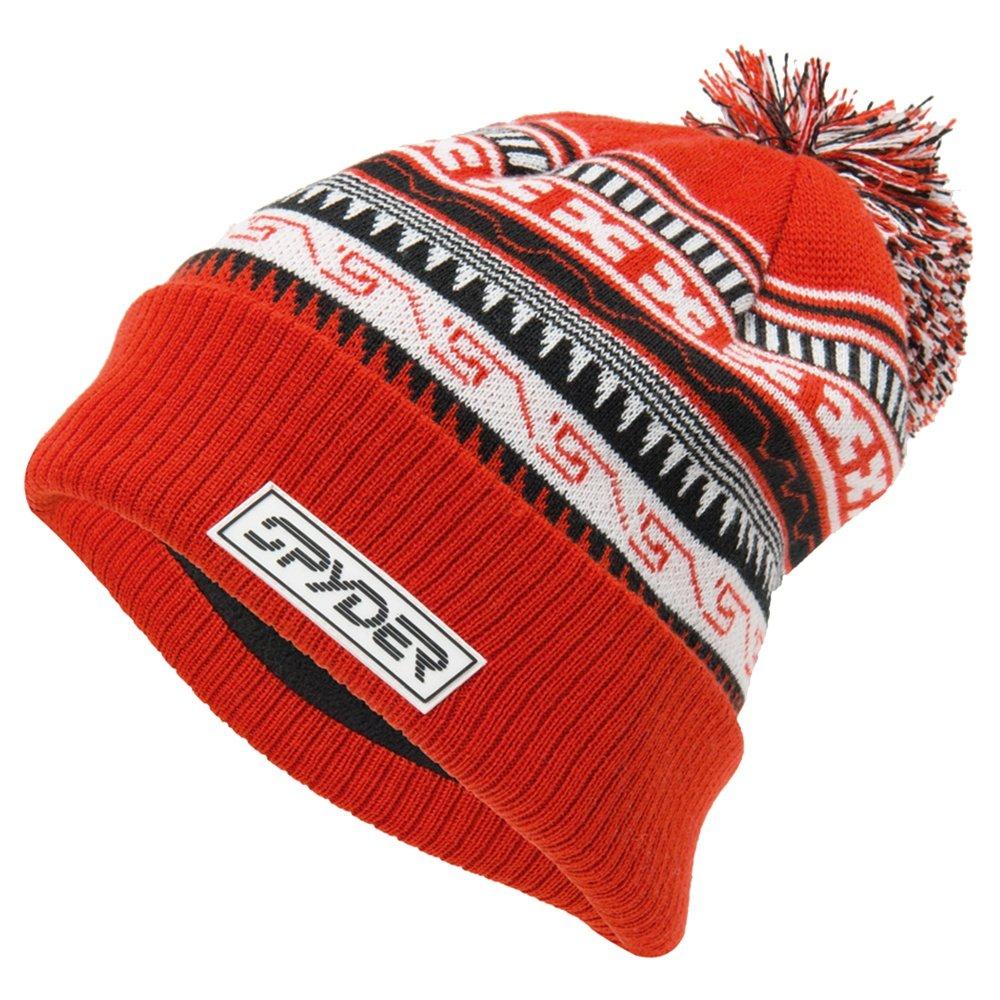 Spyder Heritage Hat (Men's) - Volcano